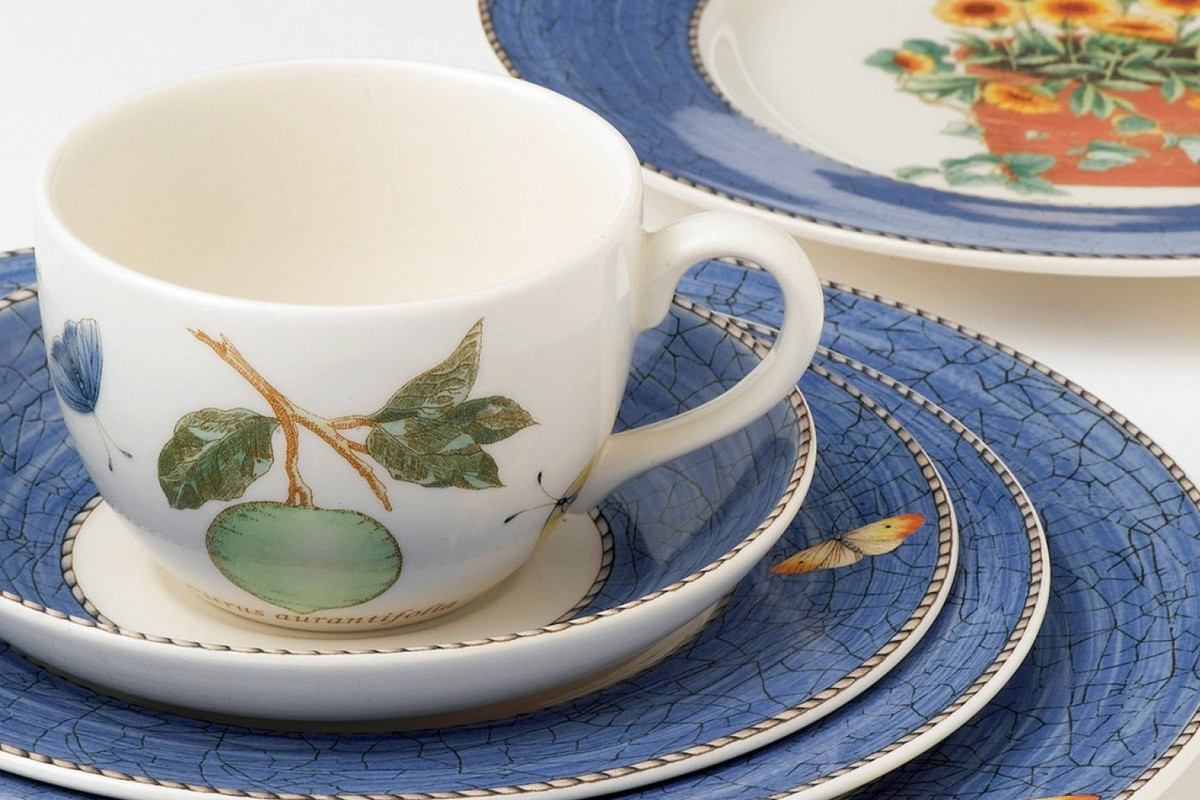 Classic and Traditional Tableware
